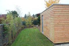 Zahradní domek NATURHOUSE S7 s přípravou na zelenou střechu