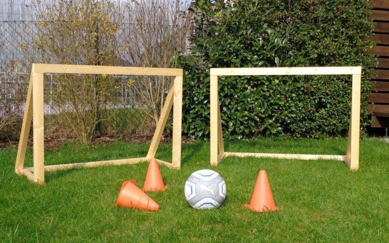 Dětské fotbalové branky