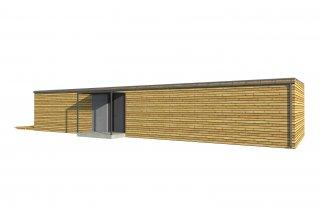 Modulový dům D18/6R