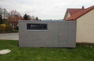 Designový zahradní domek NATURHOUSE