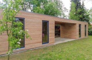 Zahradní domky v Německu