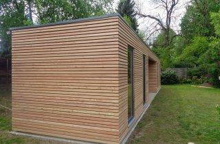 moderní zahradní domky NATURHOUSE