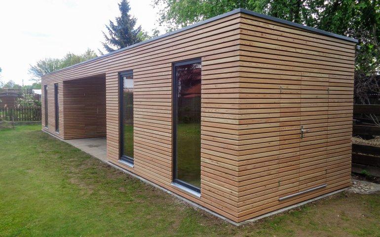 Zahradní domky 5x3 m