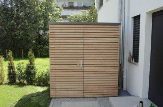 Zahradní domek 2x1,2 m dřevěný