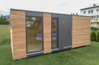 Moderní zahradní domek