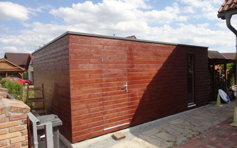 Zahradní domek 5x5 m