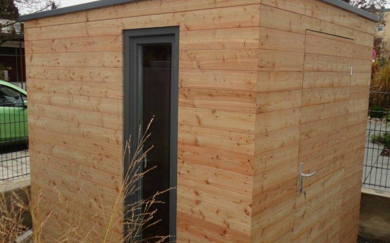 Zahradní domek na nářadí 2,5 x 1,6 m