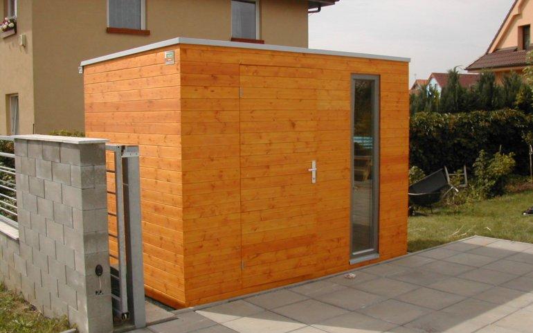 Moderní zahradní domek 2,5x1,6 m