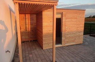 Moderní zahradní domek NATURHOUSE