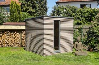 Zahradní domeček 2,5x2,5 m