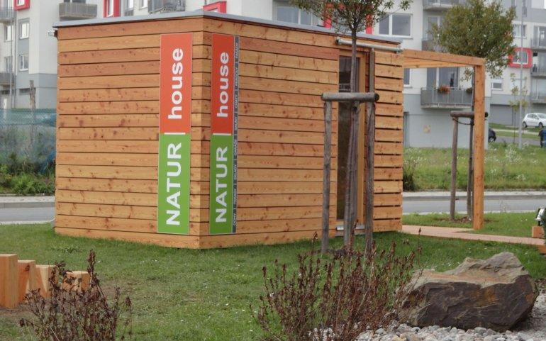 Vzorový zahradní domek Plzeň
