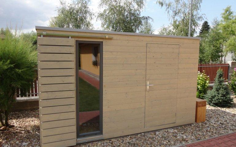 Moderní zahradní domek S7