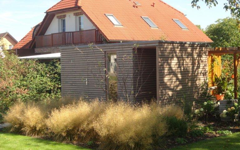 Zahradní domek 4x2,5 m