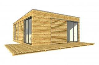Malý dům 9x9 m