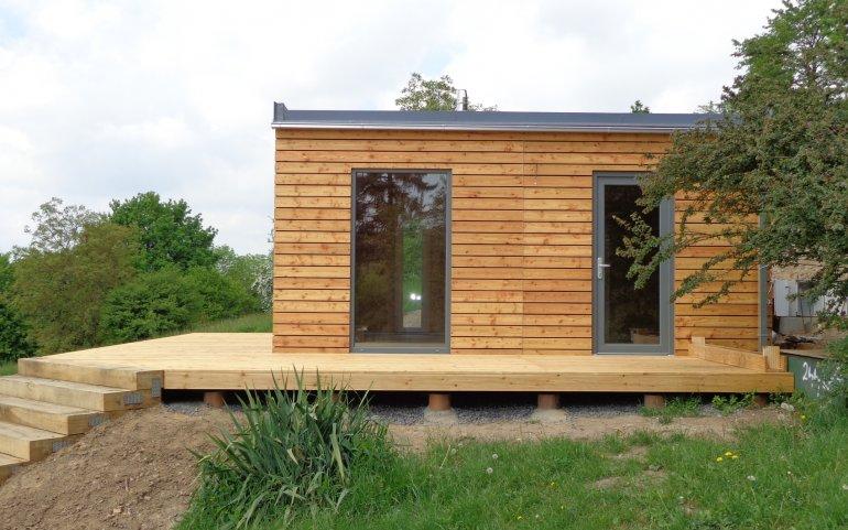 Dřevěný domek NATURHOUSE
