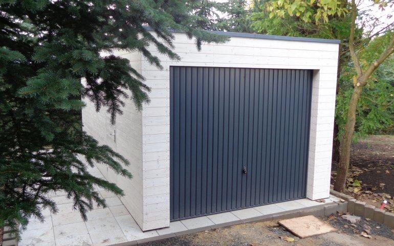 Montovaná garáž 5,7x3,2 m