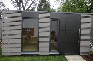 Zahradní domek ze dřeva NATURHOUSE S12