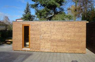 Zahradní sauna NATURHOUSE