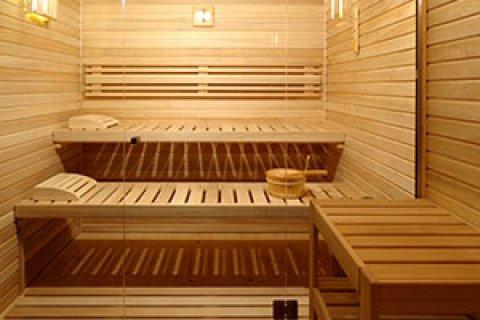 Venkovní dřevěné sauny a wellness, fitness, herny