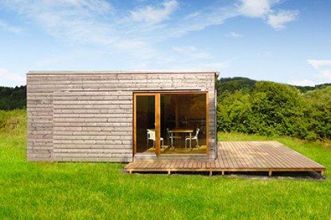 Modulové dřevěné domy