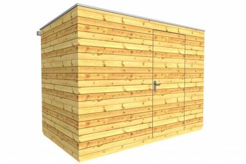 Zahradní domek na nářadí 3x2 m