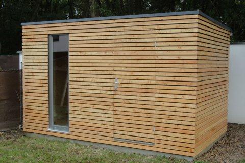 Zahradní domek na nářadí 4x2,5 m