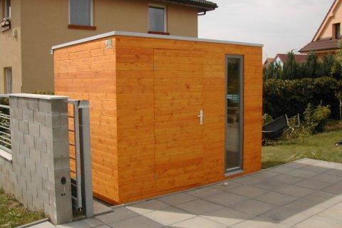 Zahradní domek na nářadí 2,5x1,6 m