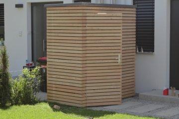 Zahradní domek na nářadí S2,5 - 1 x 2 m - Singen