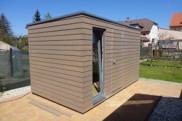 Venkovní sauna NATURHOUSE W4x2,5 - Chropyně