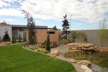 Zahradní domek na nářadí S12 - 5 x 2,5 m - Slaný