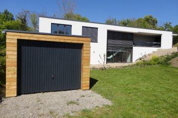 Dřevěná montovaná garáž G6,3/3 - Lörrach