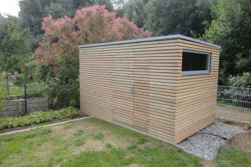 Moderní zahradní domek 3,78 x 2,41 m - Neu Ulm