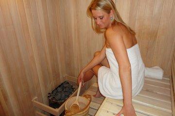 Sauna 4x2m + zahradní domek 2x2m - Plzeň