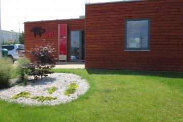 Modulový dům D12x9 - administrativní budova - Čestlice