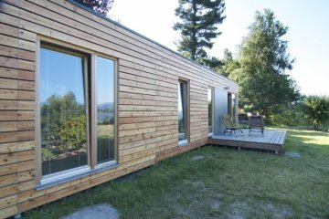 Modulový dům - 4,8 x 11 m - Hroznětín