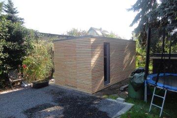 Zahradní domek na nářadí S12 - 4,95 x 2,41 m - Cottbus