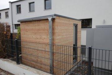 Zahradní domek na nářadí S4 - 2 x 2,5 m atyp - Mnichov