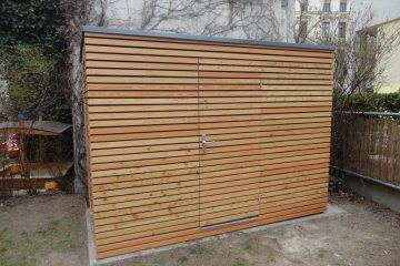 Zahradní domek na nářadí NATURHOUSE - 3x2 m - Vídeň