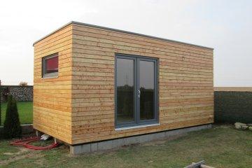 Modulový dům D6x3 - Roudnice nad Labem