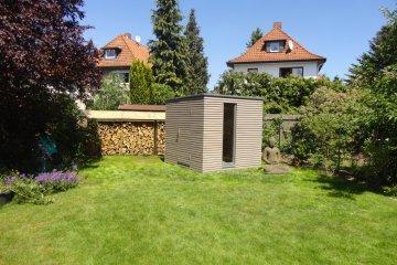 Moderní domek na nářadí NATURHOUSE S6 - Hannover