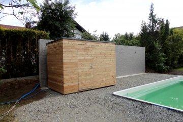 Zahradní domek 3,1 x 1,8 m - Straubing