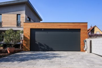 Montovaná garáž 6,3x6,3 m - Friedelsheim