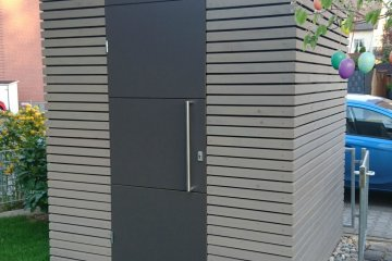 Moderní zahradní domek S4 - Bodenheim