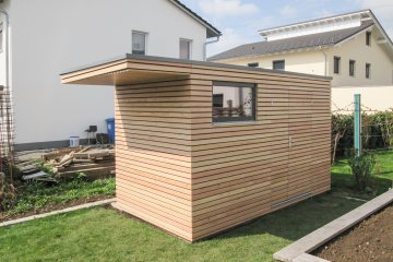 Dřevěný domek S7 - Memmingen
