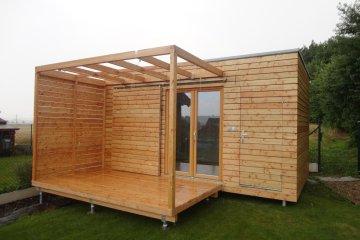 Modulový dům - 5x3 m - Unhošť