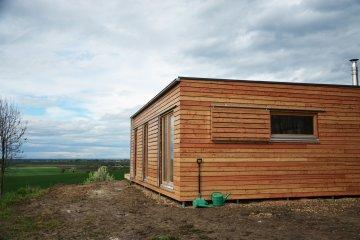 Modulový dřevěný dům NATURHOUSE D9x6 - Cerhýnky