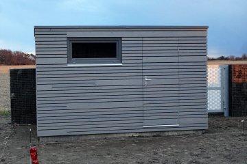 Moderní domek na nářadí S9 - 3,78 x 2,41 m - Mělník