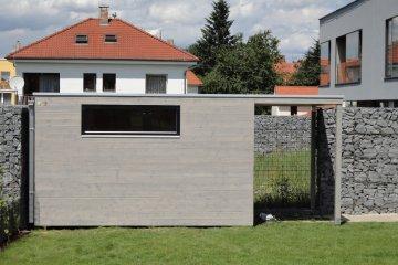 Zahradní domek na nářadí S9 - 4 x 2,5 m - Dolní Břežany