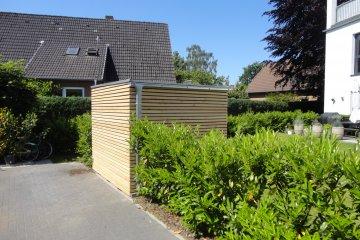 Domek na zahradní nářadí - NATURHOUSE S6  - Hamburg