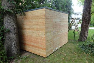 Zahradní domek na nářadí 3x2,41 m - Mnichov
